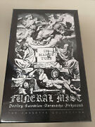 Funeral Mist In Manus Tuas Cassette Collection Box 3 Tapes