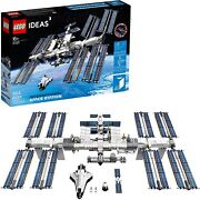 Lego Ideas 21321 International Space Station 864 Pieces  Brand New In Retail Box