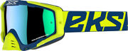 Eks Brand Outrigger Goggle Yellow/blue W/blue Mirror