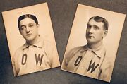 1905 Bill Phyle Youngstown Ohio Works Cabinet Cards Former Nl-chi Ny St Louis