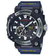 Casio G-shock Frogman Navy Blue Master G Iso 200m Diver Gwfa1000-1a2 Analog