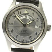Pilots Spitfire Utc Iw325108 Date Automatic Menand039s_550802