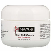 Cosmesis Skin Care Stem Cell Cream W/alpine Rose1 Oz. 12-pk By Life Extension