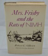 Robert C. Oand039brien - Mrs. Frisby And The Rats Of Nimh - First Edition
