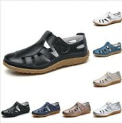 Womenand039s Summer Holiday Flats Casual Comfort Hollow Out Summer Sandals Size 35-42