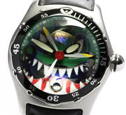 Corum Bubble Dive Bomber Shark 82.180.20 Green Dial Automatic Menand039s Watch_551604