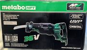Metabo 36v. Reciprocating Saw. Bare Tool Only