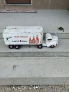 Vintage Minnitoy Truck Heinz Ketchup Semi-trailer