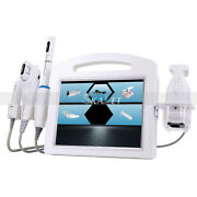 Professional 4in1 Hifu Lipo For Face Lifting Wrinkl Body Slimming Machine