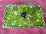 Gorgeous Mexican Sanborns Sterling Silver Box 12.77 Troy Ounces