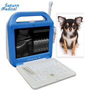 Laptop Pet Vet Portable Ultrasound Machine With Ce And Convex Probe