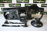 Volkswagen Caddy Airbag Kit 2015 - On Driver Passenger New Dashboard Seatbelts