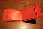 Playmobil Orange Wide Roof Parts For Pony Ranch 3775 And Vintage Summer Home