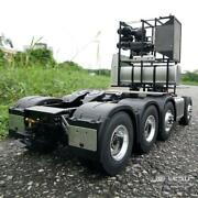 Lesu 88 Metal Chassis Radio Benz Highline 1851 3363 Tractor Truck Model