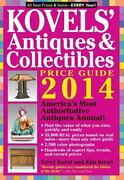 Kovelsand039 Antiques And Collectibles Price Guide 2014 Americaand039s Most...
