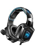 Stereo Gaming Headset For Ps4 Xbox One Nintendo Switch Pc Ps3 Mac Laptop A