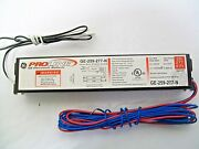 150 277volt Electronic Ballast For 2/1 F96t8 Or 2/1 F32t8/wm Lampsge-259-277-n