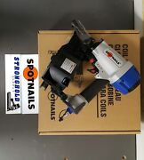 Ucnm65 Siding/fence Hardie Board Coil Nailer 1-1/4 - 2-1/2 15 Degree