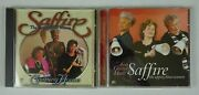 Saffire The Uppity Blues Women 2cd Lot Cleaning House And Ain't Gonna Hush