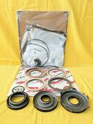 Gm 4l60e Transmission Rebuild Kit W/ Friction Plates And Rubber Pistons 2004 - Up