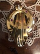 Antique/vintage Jewelry 18kt Gold Pins And Broaches