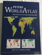 Peters World Atlas The Earth In Its True Proportions With 212 Thematic Maps