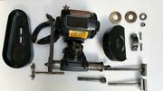 Dumore 57-011 Tool Post Grinder With Accessories 120v 3/4 Hp