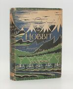J.r.r .tolkien The Hobbit 2nd/6th 10th Overall Printing