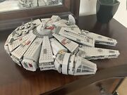 Lego Star Wars Millennium Falcon 7965 Ship Only Included