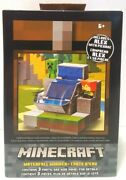 Minecraft Cave Biome Collection 4 Waterfall Wonder Alex With Pickaxe New Toy