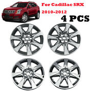 4x 20and039and039 Hub Caps For Cadillac Srx Full Wheel Cover Hubcaps Rim Cover 10-12