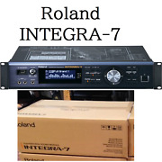 Roland Integra-7 Synthesizer Module Supernatural From Japan