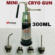 Liquid Nitrogen Cryo Container Cryo Can With Different Nozzles/probes
