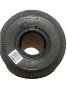 2 New Trac-gard C/u Tires 4.10/3.50-4 With Inner Tubes 4ply