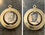 Robert F. Kennedy Rfk Martin Luther King Mlk 1968 Campaign Pin Button Pendant
