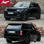 Kahn Rs600 Body Kit Range Rover Wide Arches Body Kit Front Lower Valance +grille