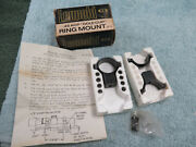 New Old Stock Leupold 30767 Colt 45 Acp Gold Cup 1 Scope Ring Mount