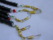 Ten 10 Snag Resistant Drifting Dragging Trolling Sinkers Weights For Catfish