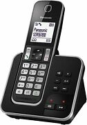 Panasonic Kx-tgd320 Phone Fixed Wireless With Answering Reduction Of Noise