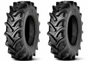 2 New Tractor Tires 18.4 42 Radial Gtk Rs200 18.4r42 R1w 480/80r42 Tubeless Fs