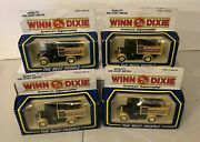 Vintage Winn Dixie Hartoy Die-cast Metal The Table Supply Stores Car 3.5