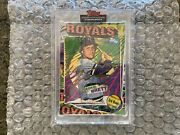 Rare Gold Auto - Topps Project 2020 Card - George Brett By Tyson Beck /5andnbsp