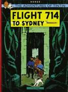 Flight 714 The Adventures Of Tintin - Paperback By Hergé - Good