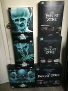The Outer Limits - The Twilight Zone 12 Inch Collector Dolls Lot Of 6 New
