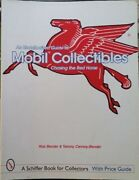 Antique Mobil Gas Collectibles Chasing The Red Horse Value Guide Book