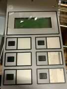 New Sealed Notifier Lcd-80 Remote Annunciator 1 Year Prot. Plan, Free Ship'n