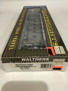 C1 Walthers Ho Scale Maintenance Of Way 36- Seat Diner Atsf 198629 10170 New
