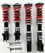 Rs-r Sport-i 36ways Damping Adjustable Coilovers For 02-04 Impreza Wrx And Sti