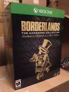 Borderlands The Handsome Collection Gentleman Claptrap In A Box Edition Xbox One