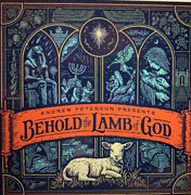 Andrew Peterson • Behold The Lamb Of God Book And Cd